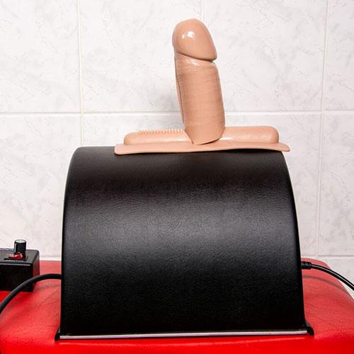 Orgasmusmaschine Fuck Me